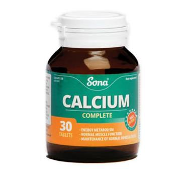 SONA CALCIUM COMPLETE 30S