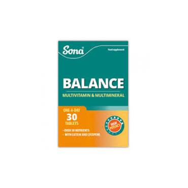 SONA BALANCE- ONE A DAY MULTI TABS