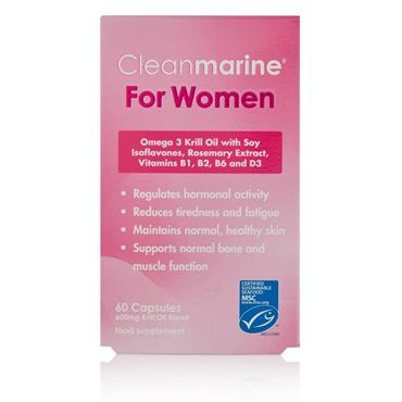 CLEANMARINE FOR WOMEN 60S