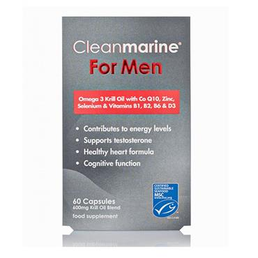 CLEANMARINE FOR MEN 60S