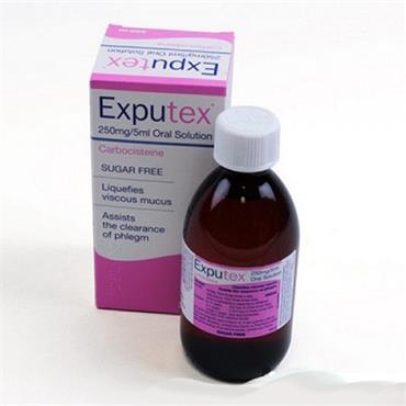 EXPUTEX SYRUP 200ML
