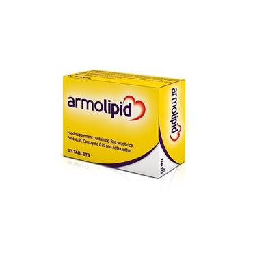 ARMOLIPID TABLETS 30S