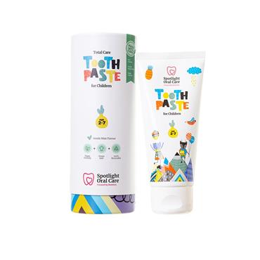 SPOTLIGHT TOTAL CARE TOOTHPASTE FOR KIDS
