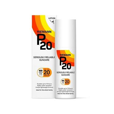 P20 ONCE A DAY LOTION F20 100ML