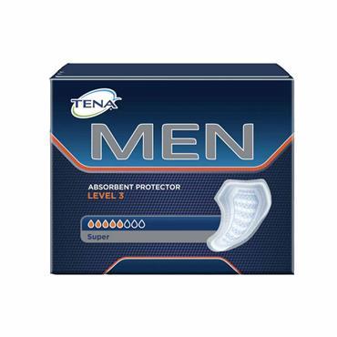 TENA FOR MEN LEVEL 3 8S