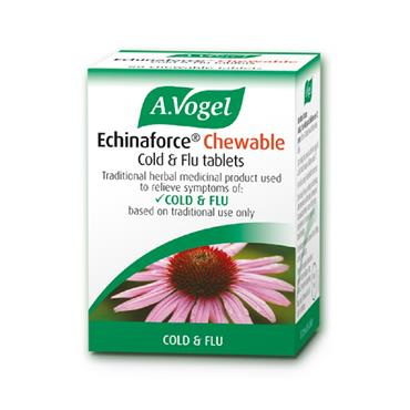 A VOGEL ECHINAFORCE COLD/FLU TABS 40S