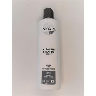 NIOXIN CLEANSER SHAMPOO 300ML
