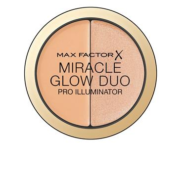 MAX FACTOR MIRACLE GLOW DUO 20 MEDIUM