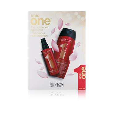 revlon uniq treatment & shampoo