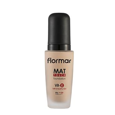 FLORMAR MAT TOUCH FOUNDATION M308