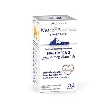 MOREPA PLATINUM EPA CAPS 60S