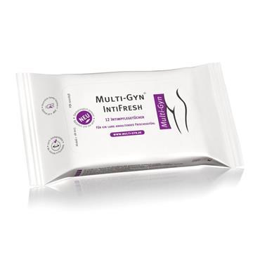 MULTI-GYN INTIFRESH WIPES