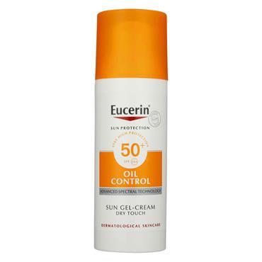 EUCERIN 50+ OIL CONTROL