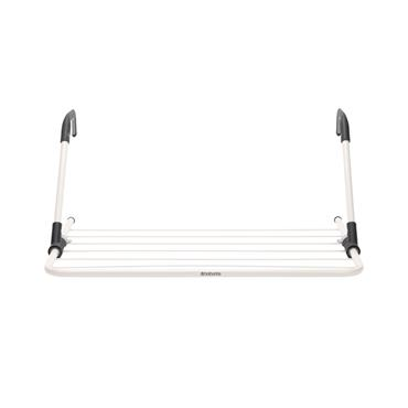 Hanging Drying Rack, 4.5m Fresh White
