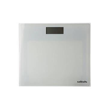 White Digital Bathroom Scales