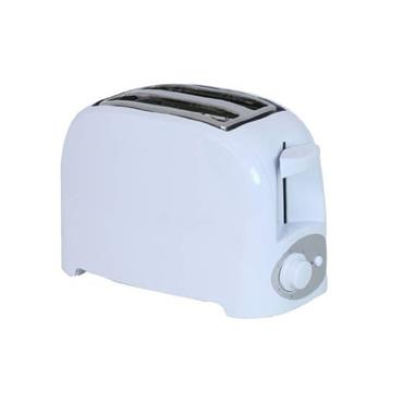 White 2 Slice toaster