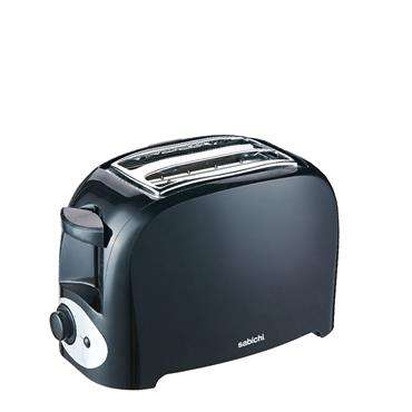 Black 2 Slice Toaster