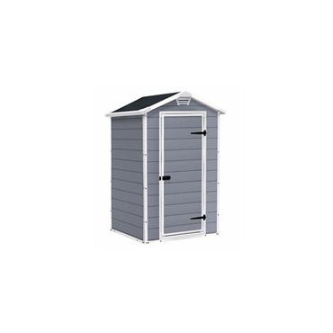 Manor 4x3 Plastic storage shed