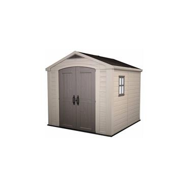 Factor 8x8 shed