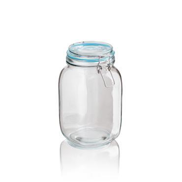 Glass Clip Pasta Jars 1500ml