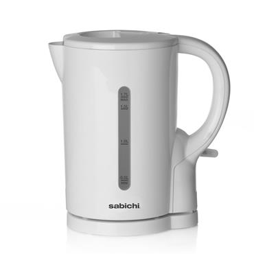 White Kettle 1.7Ltr