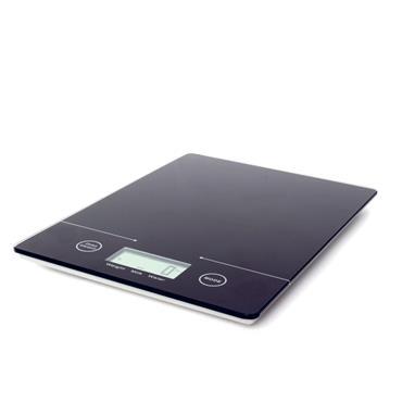 Black Digital Kitchen Scales