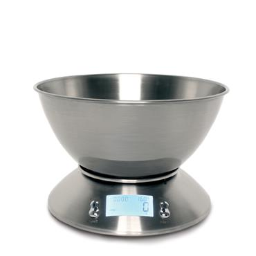 Stainless Steel Digital Bowl Scales