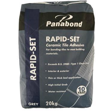 Bondmaster Rapid Set (3 Hr Set) 20kg