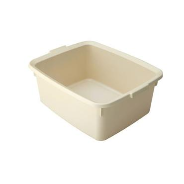 12L  Retangular Bowl (Linen)