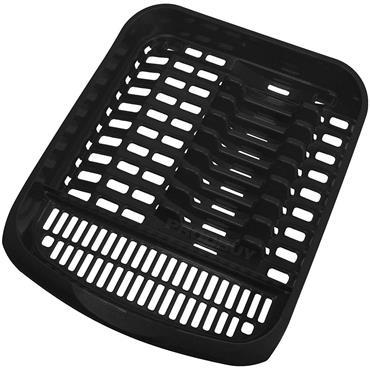 Addis Plate Rack, Black