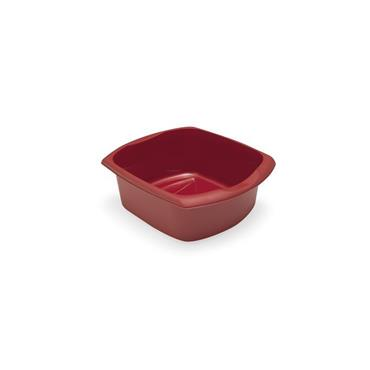 9.5L rectangular bowl- Roasted red