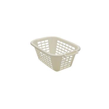 40 L Retangular basket (Linen)