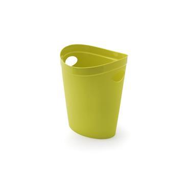 Waste Paper Bin (Lime)