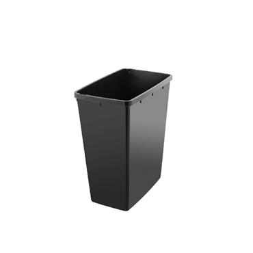40 Litre Recycling Bin Base (Black)