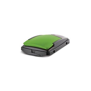 40 Litre Recycling Bin Lid (Green/Black)