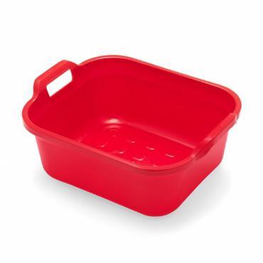 10L Washing Up Bowl (Red)