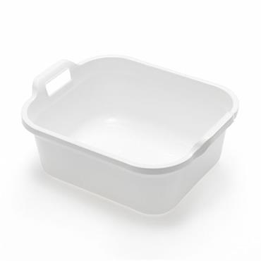 10L Washing Up Bowl (White)