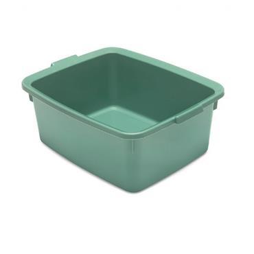 12 Litre Rectangular Bowl (Sage Green)