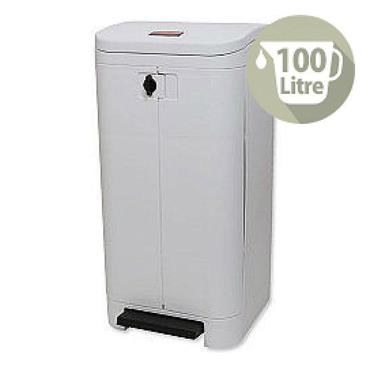 "Stepon Best ""Hands Free"" Bin - 100L"