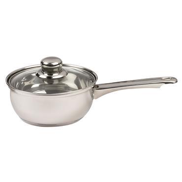 20cm Essential Saucepan (Glass Lid)