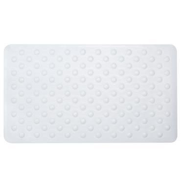 Ice white bubble rubber mat
