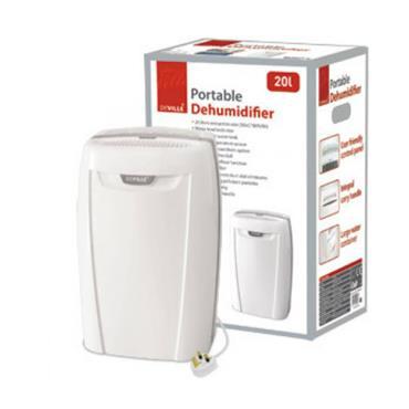 Portable Dehumidifier 20L