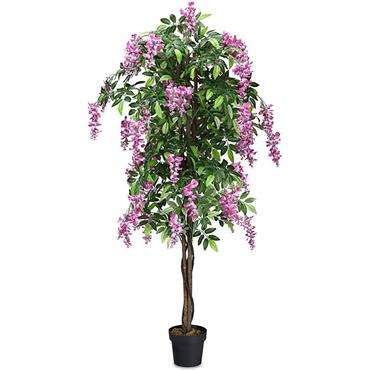 Nearly Natural Wisteria Tree 4ft