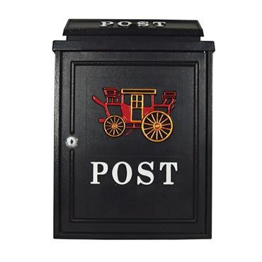 Postplus Carriage Diecast Post Box