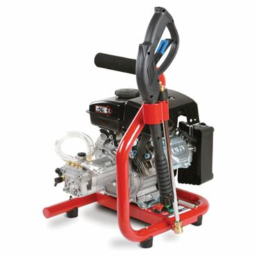 3hp Portable Petrol Pressure Washer & Pump 95 Bar