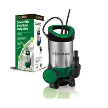 ProPlus Submersible Dirty Water Pump with Floating Switch