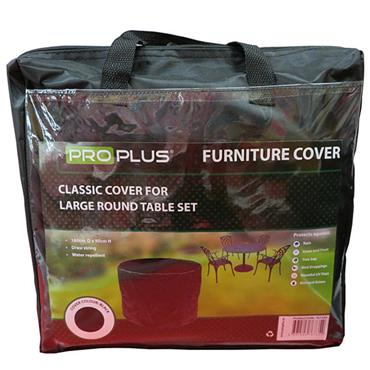 ProPlus Classic Cover for Large Round Table Set