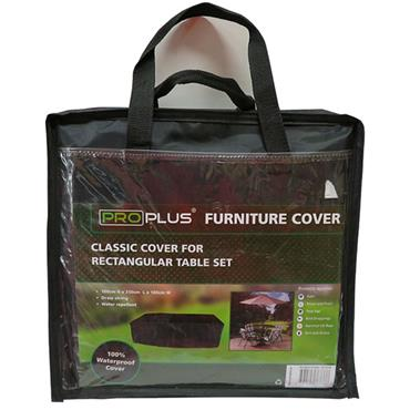 ProPlus Classic Cover for Rectangular Table Set