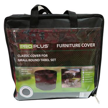 ProPlus Classic Cover for Small Round Table Furniture Set
