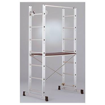 Proplus Aluminium Mini Scaffold Tower & Platform Ladder